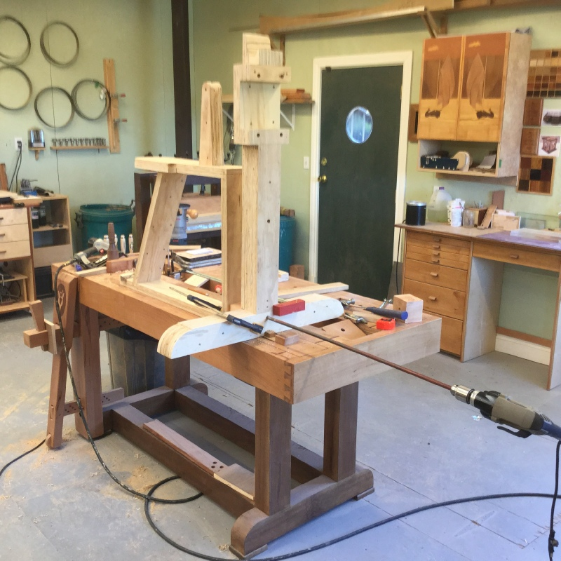 The Canadian School of French Marquetry -blog